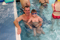 Pool - Disability Swimmer - William George Martin