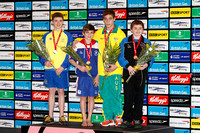 Boys Group B 1m Medals 001
