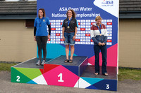 Masters - 3km Women - Medals 40-44