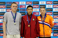 Men's MC 100m Breaststroke