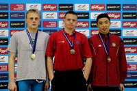 Men's MC 100m Backstroke