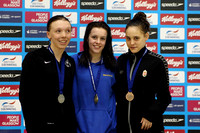 Women's MC 100m Butterfly