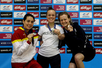Women's MC 400m Freestyle