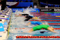 Women's Open 50m Backstroke 008