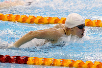 Women's Open 200m Butterfly 008