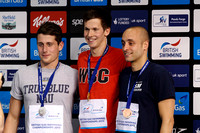 Men's 200m Backstroke
