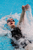 Women's 200m Backstroke Heats 006