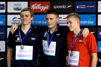 Men's 800m Freestyle