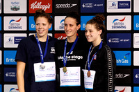 Women's 50m Backstroke