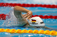 Women's 100m Freestyle Guest Final 001