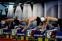 Men's 100m Freestyle 014