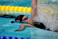 Women's 50m Backstroke 010