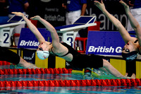 Women's 50m Backstroke 013