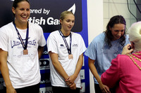 Womens 4x100m Freestyle Team 011