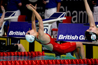 Women's 50m Backstroke 008