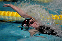 Women's 50m Backstroke 011