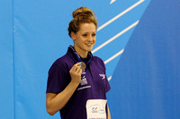 Women's Open 100m Breaststroke - Medal 001