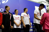 Womens 4x100m Freestyle Team 012