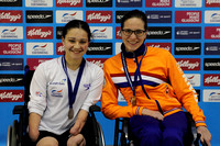 2014 Medallists - Women's 150m IM F 001
