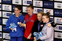Women's MC 100m Fly - Final 012
