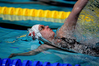 Women's 50m Backstroke 015