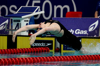 Women's 50m Backstroke 003
