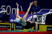 Women's 50m Backstroke 005