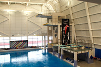 2012 British Gas National Cup Diving