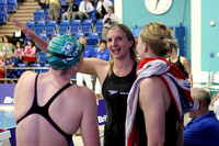 Womens 4x100m Freestyle Team 005