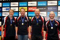 Gloucester Masters Men's 4x200 Freestyle Relay 200-239yrs